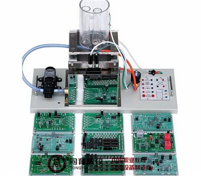 TYCX-2水箱液位及温度控制模型