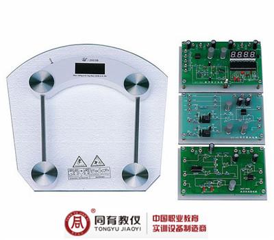 TYCX-8电子秤教学装置