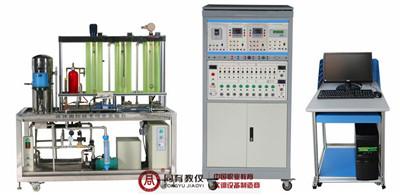 TYKJ-LT01型流体测控技术综合实验台