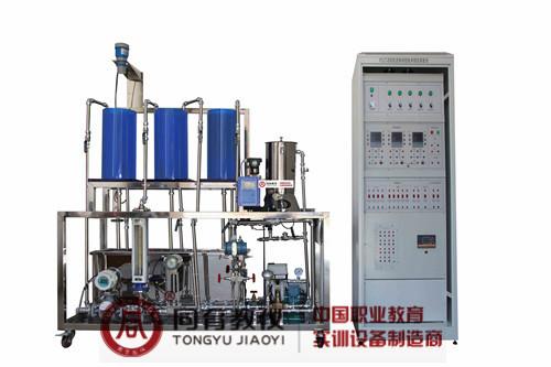 TYLT-300型流体测控技术综合实验台