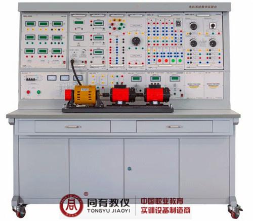 TY-DJII电机系统教学实验台