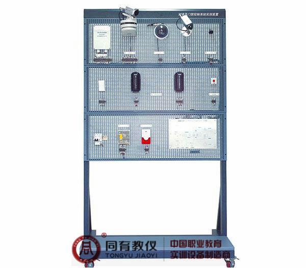 TYBA-DW型对讲及门禁控制系统实验装置