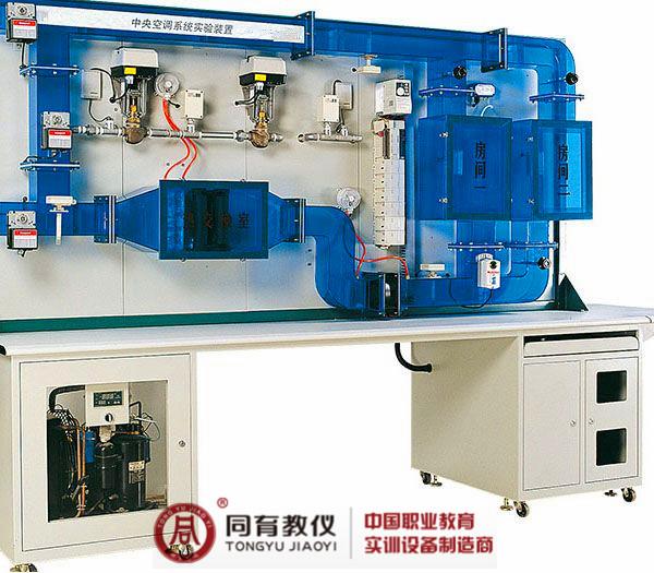 TYBA-KT1型中央空调系统(PLC控制)