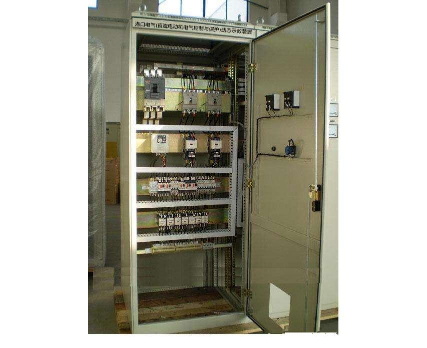 【上海同育】TYGKSJ-5型 港口电气(直流电动机电气控制与保护)动态示教装置