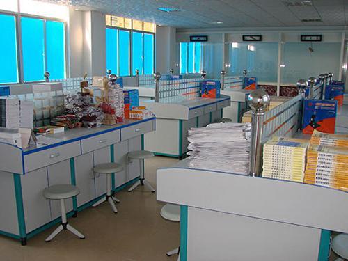 【上海同育】TYCK-072手工会计模拟实训室配置清单(铝木标准型)