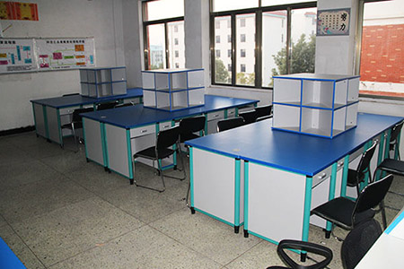 【上海同育】TYCK-076铝木八人座会计专业综合虚拟仿真模拟实验室设备