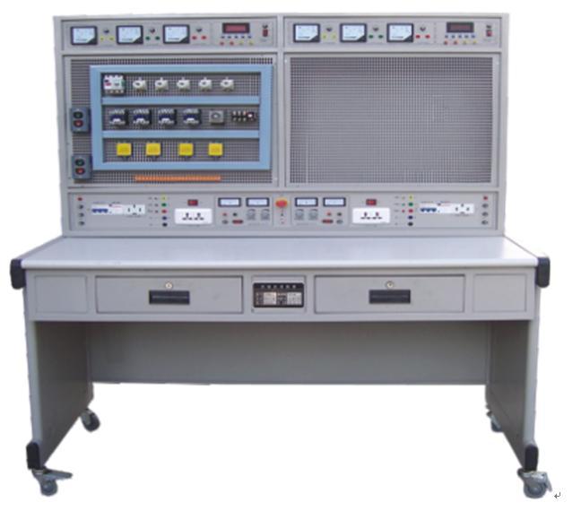 【上海同育】TYKW-845B 网孔型电工技能及工艺实训考核装置(双面、四组)