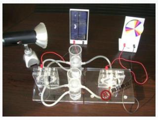 TY-ZRL006  质子交换膜燃料电池教具
