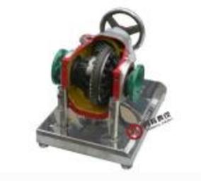 TYQC-XNY-045  纯电动车减速器解剖模型
