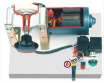 TYQC-XNY-011-直  电动汽车电机解剖