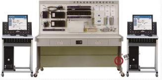 TYBLW-3型 计算机网络综合布线实训平台