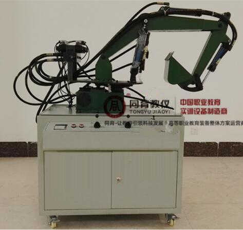 TY-A01型液压挖掘机仿真实验台