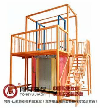 TY-26DT 电梯轿厢拆装实训考核装置