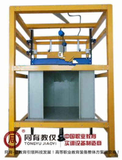 TY-27DT电梯井道设施安装与调试实训装置