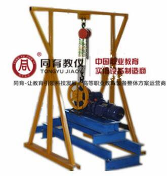 TY-29DT 电梯曳引系统安装实训考核设备