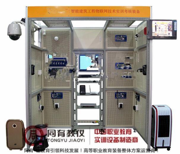 TY-796型智能建筑工程物联网技术实训考核装备