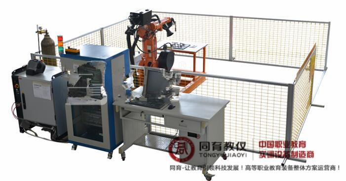 TY-1355A型工业机器人系统控制与应用装备