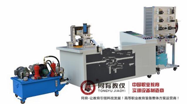 TY-358 液压与气动系统装调与维护实装备