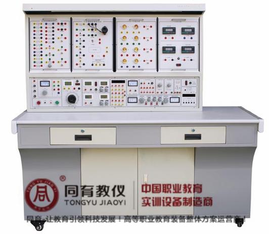 TYK-870F  电工电子电力拖动实训考核装置