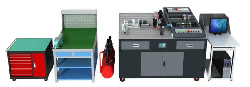 TYLZP-6型 综合机械及自动化技能实训平台