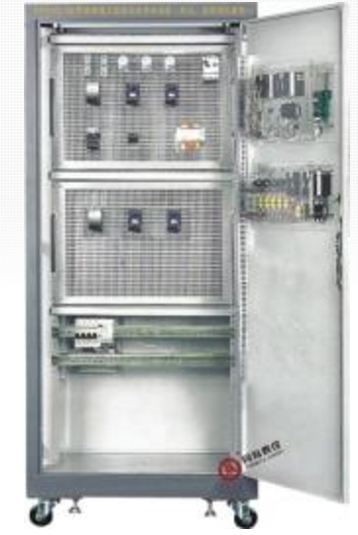 TYWXG-02B型 网孔板式PLC变频器触摸屏综合实训装置