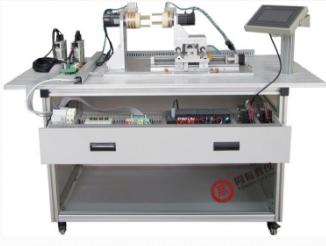 TYPSOR-1 PLC/步进/伺服控制综合实训平台(欧姆龙)(配二轴定位模型)
