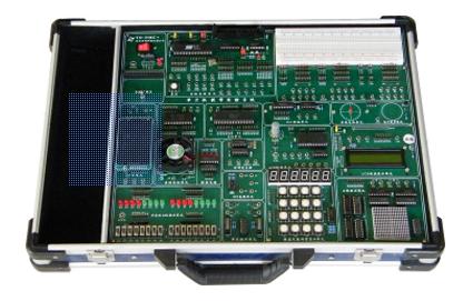 TYNMC-01 单片机及嵌入式应用教学实验系统