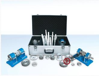 JK-ABC/FE  创意组合式钢制轴系结构设计分析实验箱
