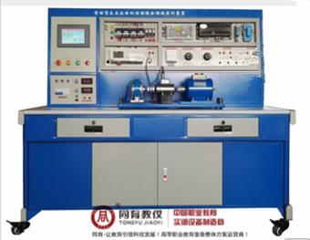 TYADMCS-1 智能型交直流电机性能综合测试实验装置