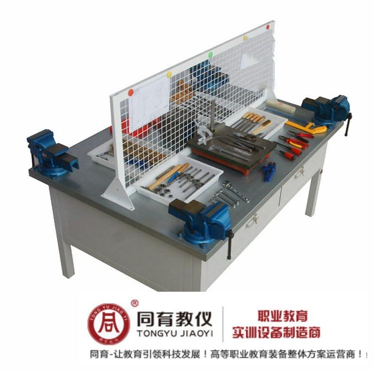 TYGQ-HG-4型 双面四工位钳工实验台
