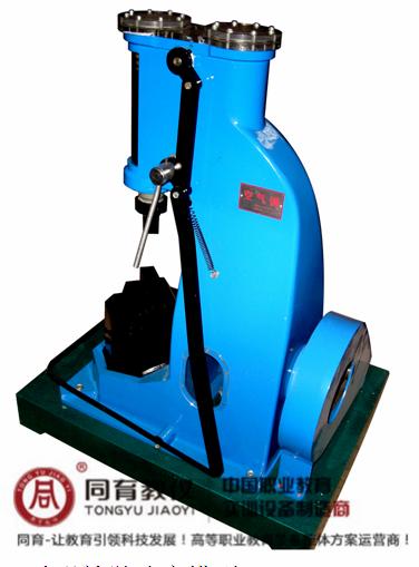 TY-KQZ01 型 透明教学空气锤模型
