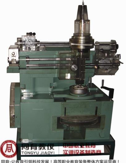TY-Y54 型  透明教学插齿机模型