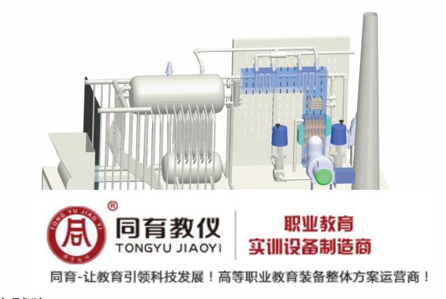 TYGLX-01型 工业锅炉模拟实训装置